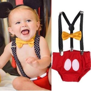 Other - Micky Mouse 3pc set